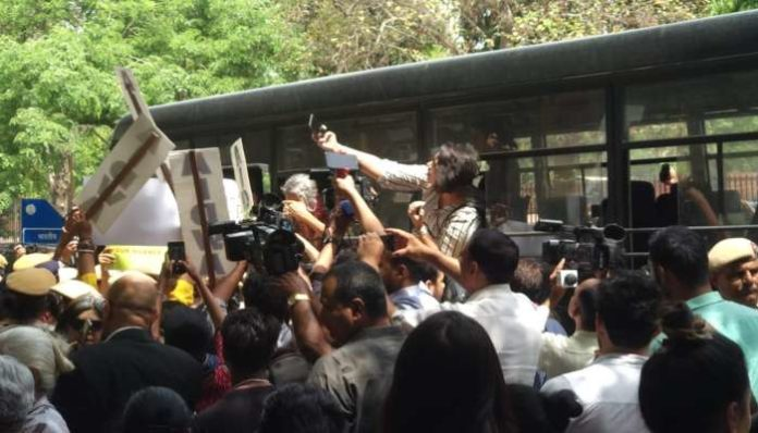 Protest Delhi