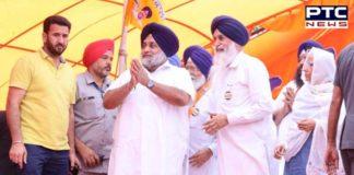 Punjab pensioners' delegation meets Sukhbir Singh Badal