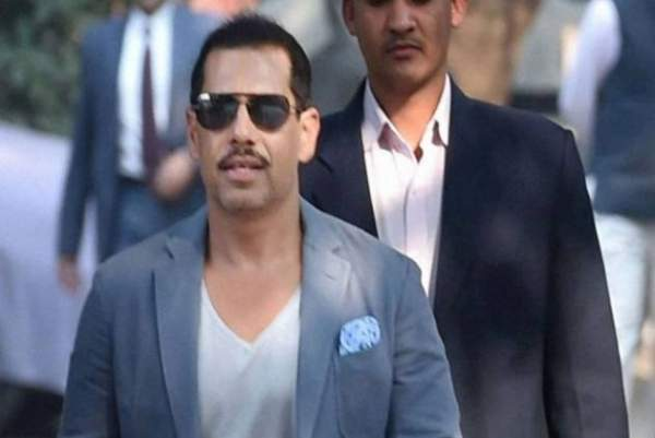 Court reserves order on Robert Vadra's plea to travel abroad