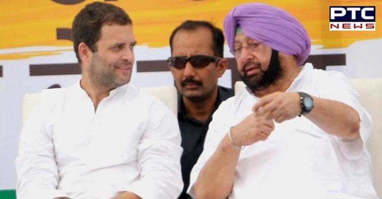 Rahul Gandhi to hold rallies in Fatehgarh Sahib and Hoshiarpur on May 13