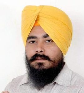 AAP MLA Amarjit Singh Sandoa Congress Party Join Dr. Daljit Cheema Statement