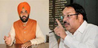 Amritsar Gurjeet Singh Aujla Threats Shwait Malik Given Answer