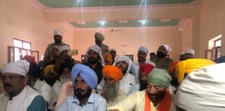 Sunny Deol pays obeisance at Dera Baba Nanak ahead of roadshow in Gurdaspur