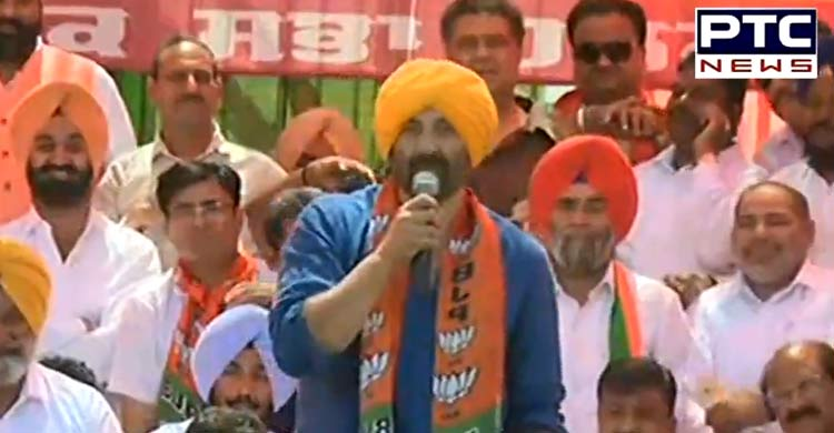 Sunny Deol to pay obeisance at Dera Baba Nanak ahead of roadshow in Gurdaspur tomorrow