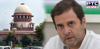 Supreme Court dismisses petition raising issue of Rahul Gandhi's citizenship
