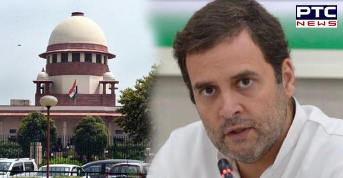 Supreme Court dismisses petition raising issue of Rahul Gandhi's citizenship