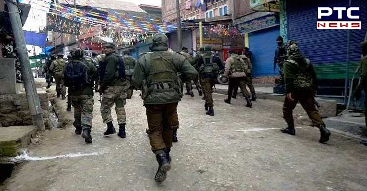 Two civilians injured in terrorist attack in J-K