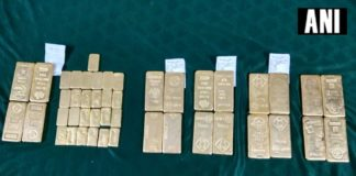 West Bengal Burdwan Road in Siliguri 24 kg Gold Including six arrested