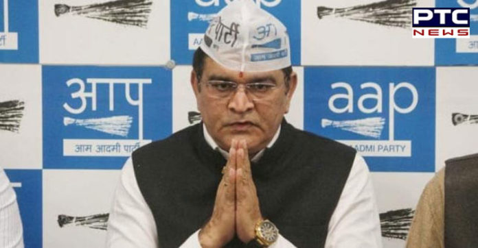 West Delhi AAP candidate's son claims father paid Rs 6 crore to Kejriwal