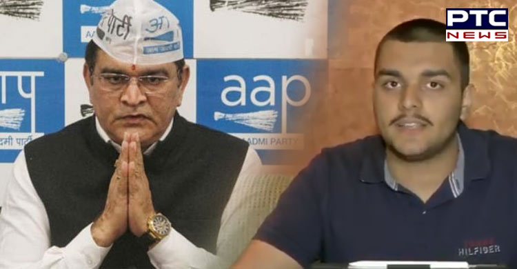West Delhi AAP candidate's son claims father paid Rs 6 crore to Arvind Kejriwal for ticket