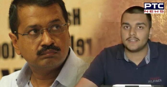 AAP West Delhi candidate Balbir Singh Jakhar son Kejriwal Selling ticket