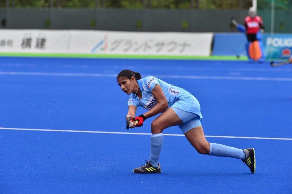 Hockey: Rani to lead India on tour of South Korea