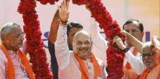 Amit Shah wins Gandhinagar seat by margin of 5.57 lakh votes