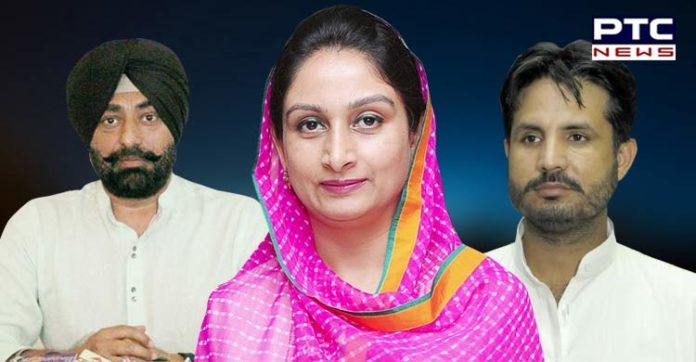 Bathinda Lok Sabha seat results Sukhpal Khaira Forfeiture of bail