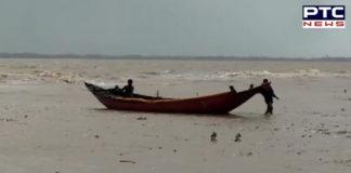 Cyclone Fani Hits Odisha