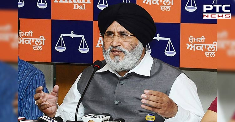 SAD urges ECI to declare Bathinda LS constituency as hyper sensitive and deploy paramilitary forces