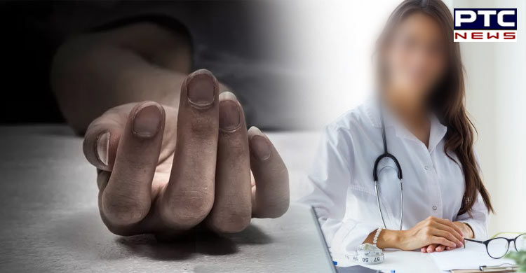 Woman doctor's body found with slit throat in Delhi