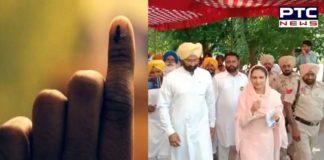Lok Sabha elections 2019: Sangrur Parminder Singh Dhindsa Vote At Ubhawal