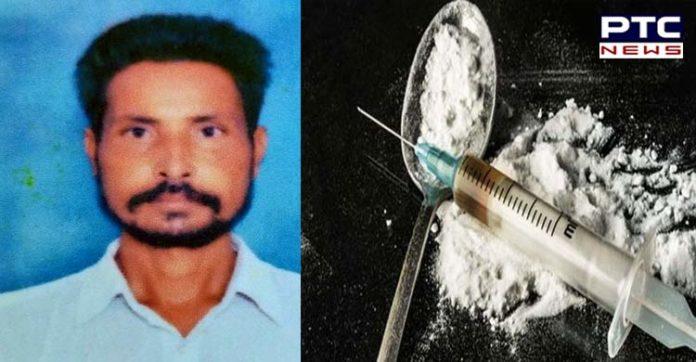 Gurdaspur town Ghuman village Bhoma drug overdose Due Dalbir Singh Death