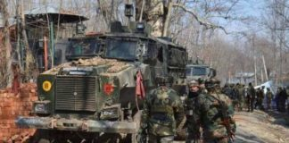 Two militants killed in encounter in Kulgam