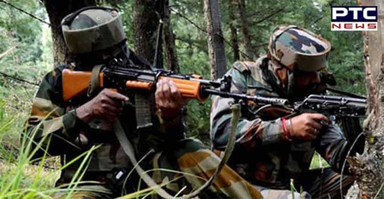 Encounter breaks out in Shopian in Kashmir; 2 terrorists dead
