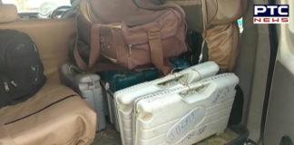 Bihar EVMs & VVPAT were found from a hotel in Muzaffarpur yesterday