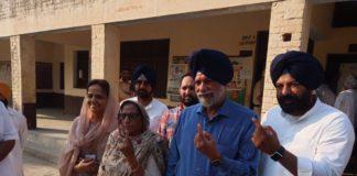 Lok Sabha elections 2019: Patiala SAD candidate Surjit Singh Rakhra Village Rakhra Vote