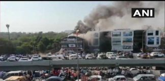 15 feared dead in massive fire at Surat commercial complex; PM Modi expresses condolence