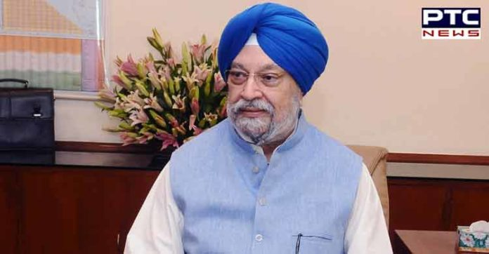 COVID-19 vaccine in Punjab being sold at higher prices: Hardeep Singh Puri