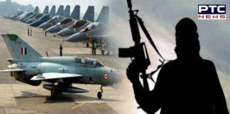 Srinagar and Avantipora Airbase terrorists can attack High alert release