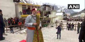 PM offers prayers at Kedarnath, to visit Badrinath Sunday