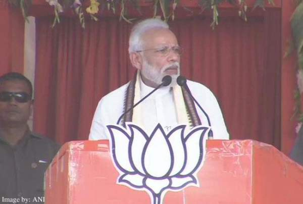 'Instead of punishing those guilty for 1984 riots, Congress rewards them': PM Modi