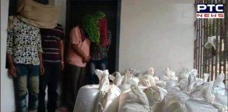 NCB seizes 550 kg cannabis in Uttar Pradesh
