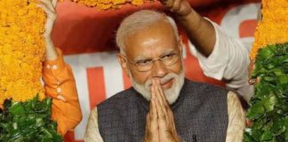swearing-in ceremony of PM to be the biggest event ever at Rashtrapati Bhavan with 8,000 guests