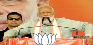 Don't shed crocodile tears, withdraw support to Cong govt in Rajasthan: PM to Mayawati