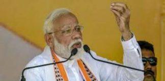 PM says TMC goondas broke Vidyasagar's statue, BJP govt will install grand statue