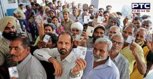 Punjab13 Lok Sabha seats Voting started ,2.8 million voters will vote