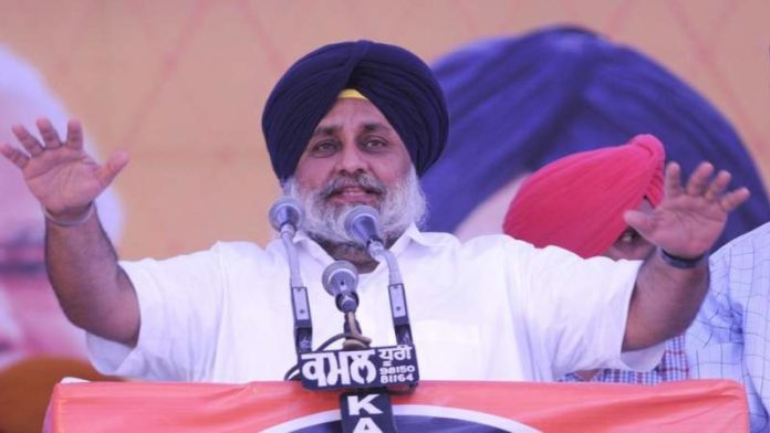 Captain won't remain CM after Lok Sabha poll: Sukhbir Badal - PTC NEWS