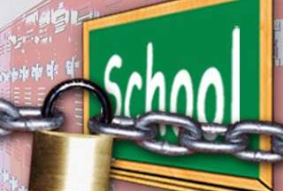 school lock