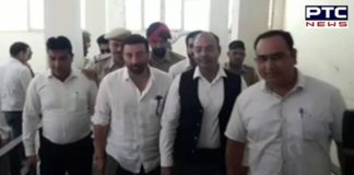 BJP candidate Sunny Deol Arrived Pathankot Court Complex