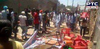 Talwandi Sabo voting During Congress workers shooting