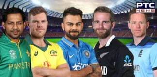 ICC Cricket World Cup 2019, India, New Zealand, and Australia