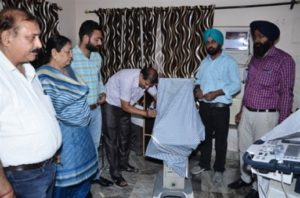 Batala Baba Deep Singh Hospital Abortion 2 doctors Arrested