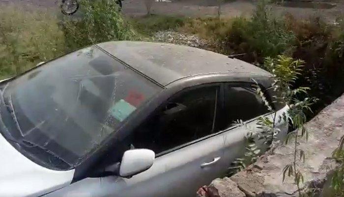 Accident Panchkula 1