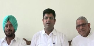 Dushyant Chautala 2