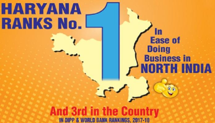 Ease of Doing Business 1