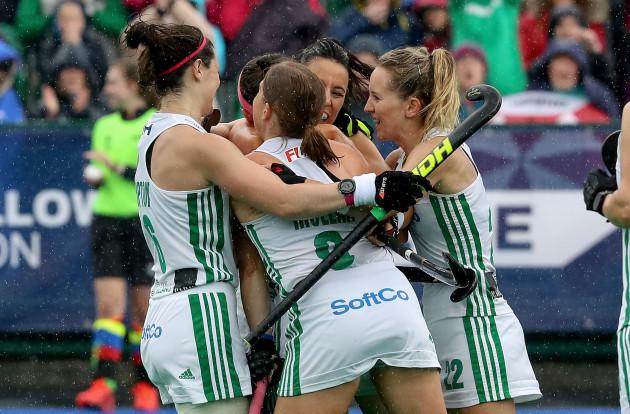 FIH Series Finals: Irish, Malaysian women on scoring spree