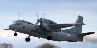 Indian Air Force AN-32 aircraft with 13 on board loses contact with ground station after take off from Jorhat in Assam