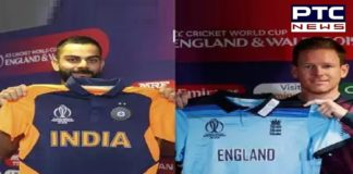 India vs England, ICC Cricket World Cup 2019