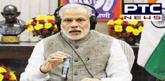 PM Narendra Modi, Mann Ki Baat